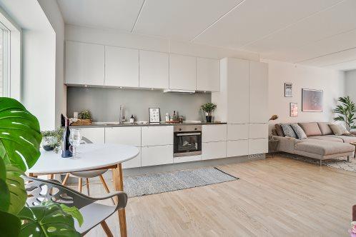 Bolig billeder - Finbo - 4 værelses Lejlighed - Robert Jacobsens Vej, København S